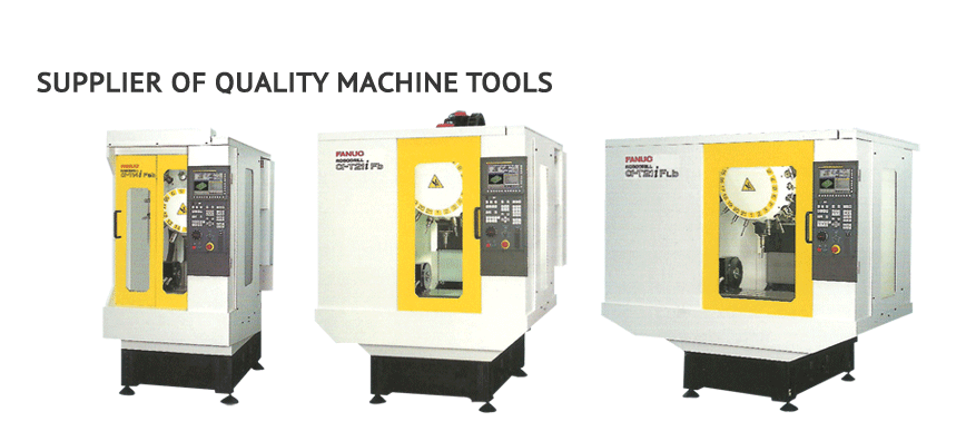 Key Supplier of Metrology and Machine Tools